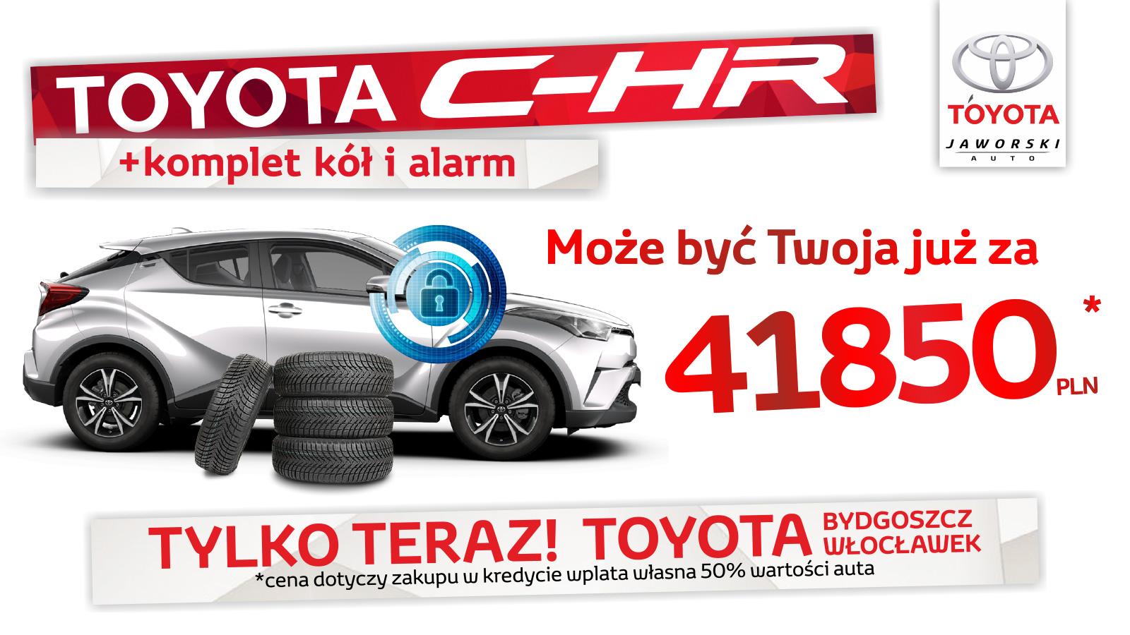 Zupełnie nowe Jaworski Auto - Autoryzowany Salon i Serwis Toyota   Jaworski Auto CD94